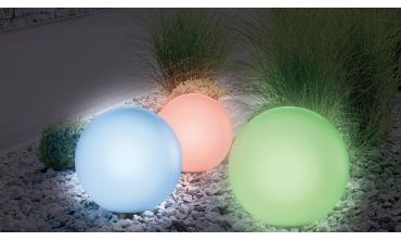 COLOR - Lampe boules...