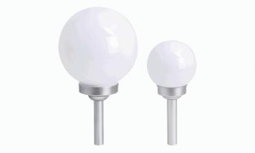 Lampe boule Rotative 15cm