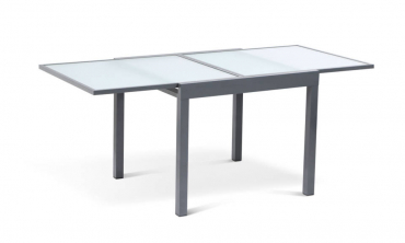 Table extensible verre...