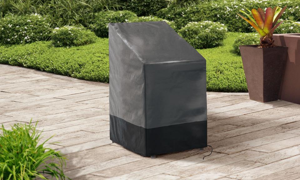 Housse de protection chaises empilables
