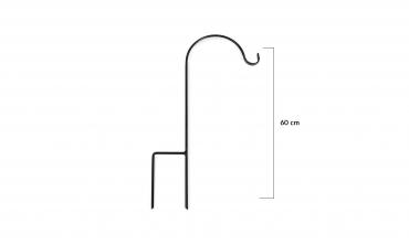 Piquets 60 cm pour guirlande  x 5