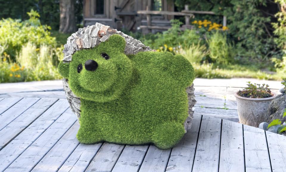 Animal déco jardin - Hérisson