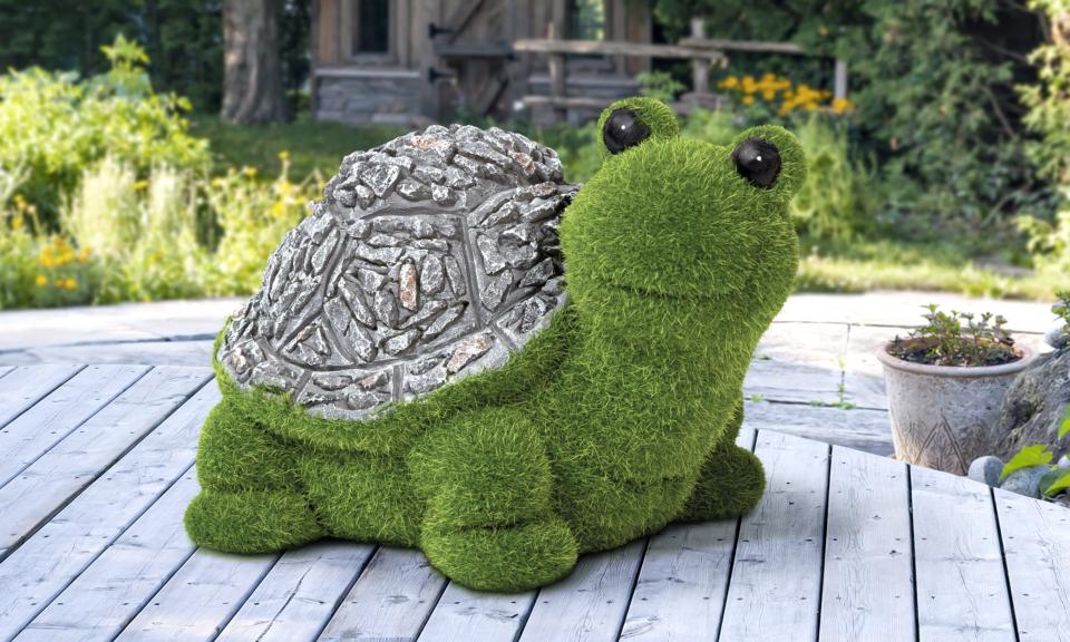 Animal déco jardin - Tortue
