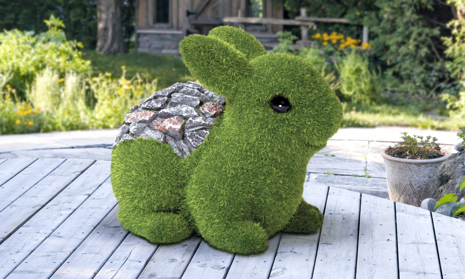 Animal déco jardin - Lapin