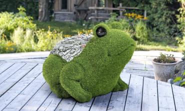Animal déco jardin - Grenouille