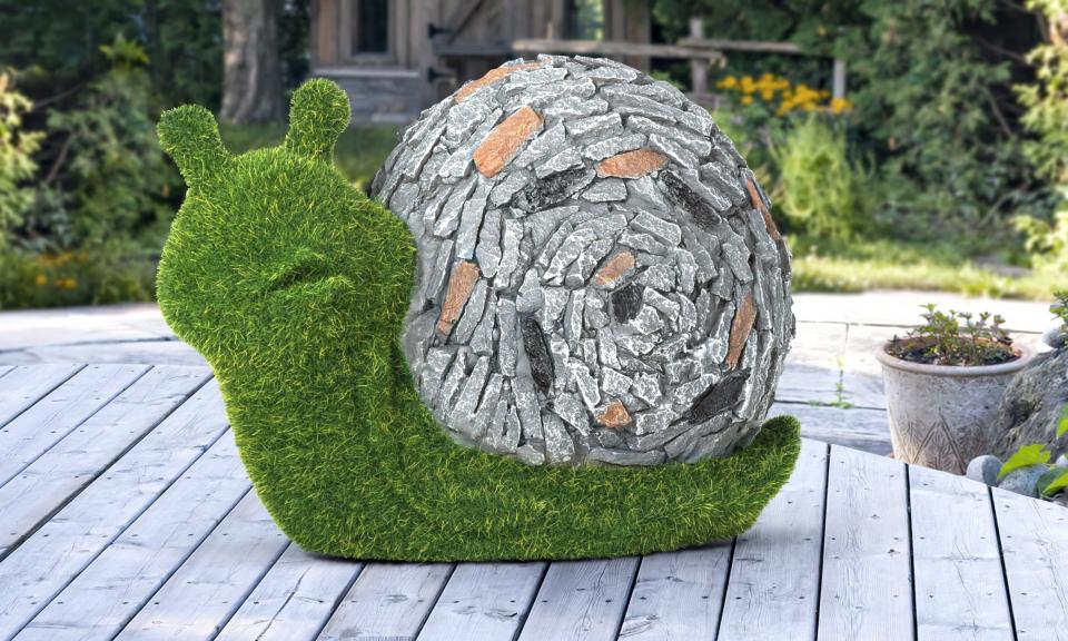 Animal déco jardin - Escargot