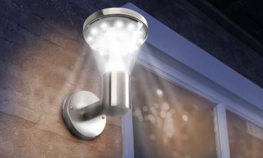 Lampe solaire haute luminosité 13 LED