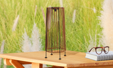 Lampe solaire cuba
