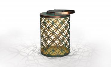 Lanterne solaire LED motifs...