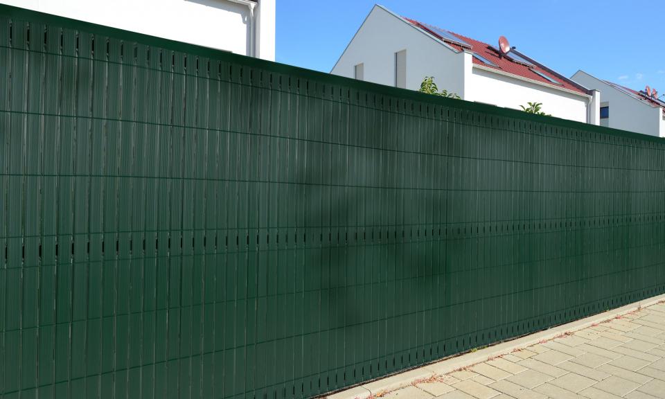 Kit lanière occultant rigide vert - 153 cm