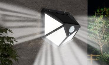Thunderlight 3D Quadri 100 LED- Lot de 2